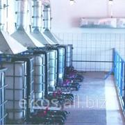 Установка для производства обеззараживающих растворов гипохлоритов гипохлоритный электролизер УОЭ-Э-5Г фото