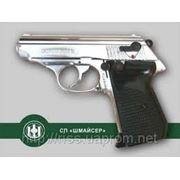 Пистолет АЕ-790G1, (хром). фото