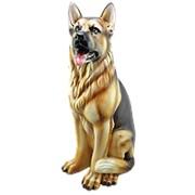 Скульптура Овчарка/ Собака арт.CB-302 Boxer фото