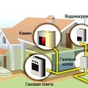Проектирование и монтаж объектов газообеспечения в Херсоне фото