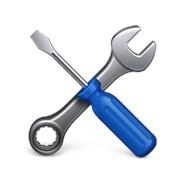 Полный спектр услуг по ремонту и настройке рекламного оборудования фото