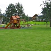 Устройство детских игровых площадок фото
