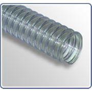 Полиуретановые шланги со спиралью из ПВХ фото