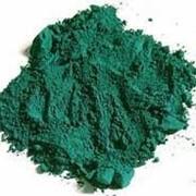 Пигмент для бетона Зелёный -Compound Ferric GREEN фото