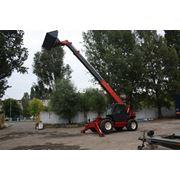 Погрузчики телескопические строительные Manitou MT1740SLT фото