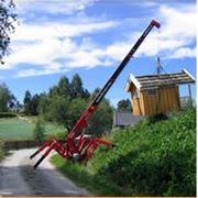 Мини краны в МолдовеАренда оборудования в Молдове фото