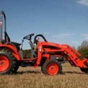 Трактор Kioti EX40 CCR фото