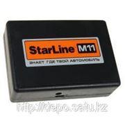GPS треккер Starline M11+ StarLine М11+ может быть использован для защиты мониторинга и поиска автомобилей мотоциклов грузового и водного транспорта. фото