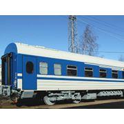 Вагон пассажирский купейный 61-4440 фото