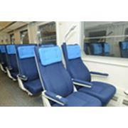 Вагоны пассажирские с местами для сидения фото