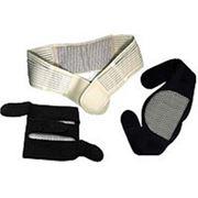 Турмалиновый комплект (накладка на шею, пояс, наколенники) фото
