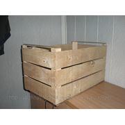 Яблочный ящик фото
