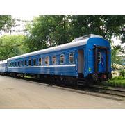 Пассажирский вагон модель 61-779 исполнение 2 фото