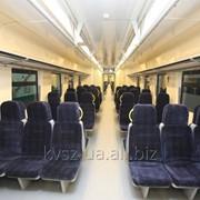 Пассажирский дизель-поезд ДПКр-2 фото