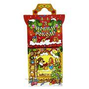Новогордняя упаковка Домик Колобка фото