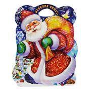 Новогодняя упаковка Дед Мороз фото