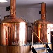 Пивоварня под ключ 5000л фото