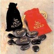 Камни для стоунтерапии фото