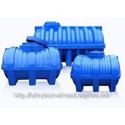 Емкости для транспортировки и хранения жидких удобрений (КАС) фото