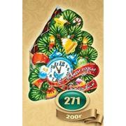 Новогодняя упаковка «Прянічний домік» фото