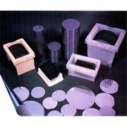 Пластины монокристалического кремния фото