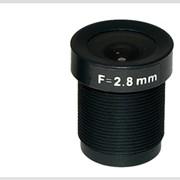 Объективы EVIX EL-28B для бескорпусных камер систем видеонаблюдения фото