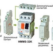 Аксессуары для автоматов защиты двигателя фото