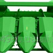 Жатка для уборки кукурузы КМС-8 фото
