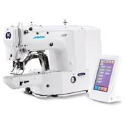 Высокоскоростная электронная закрепочная швейная машина Jack-T1906BH фото