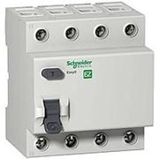 Устройство защитного отключения 4-пол. 63А 300мА тип AС 4.5кА Easy9 Schneider Electric фото