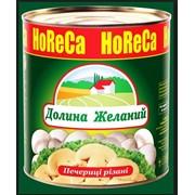 Консервированные шампиньоны в жестяных банках по 3 кг ТМ Долина желаний. оптом в Киеве фото