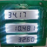 Индикация КЗМ-200 с LED подсветкой фото