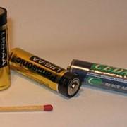 Батарейки АА, фото