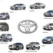 Автомобили легковые. фото