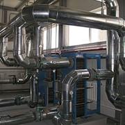 Теплоизоляция трубопроводов и емкостей фото