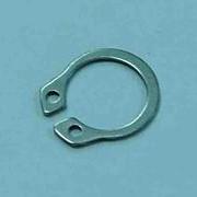 Кольцо Ø12 стопорное для вала, нержавеющее фекальник фото