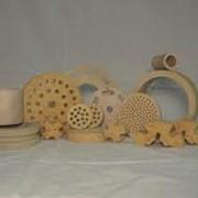 Изделия шамотные для футеровки сталеразливочных ковшей. Украина. фото
