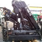 Кран-манипулятор (Гидроманипулятор) Palfinger PK-8000 фото