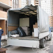 Перевозка вещей на дачу в Нижнем Новгороде фото