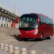Автобус туристический SHUCHI YTK 6126B фото