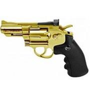 Пневматический пистолет ASG Dan Wesson 2,5 GOLD фото