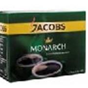 Маленькие индивидуальные сашеты Jacobs Monarch фото