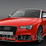 Автомобиль Audi RS 5 Cabriolet фото