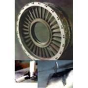 Лопатки компрессорные газотурбинных двигателей фото
