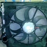 Кассета радиаторов BMW X3 фото