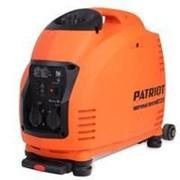 Генератор PATRIOT 3000il (3 кВт; 220В; 3,1часа) ручн. запуск фото