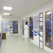 Больничная аптека в г. Дрезден, Германия фото