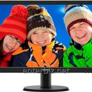 "Монитор Philips 23.6"" 243V5LHAB/00 Black фото"