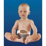 Бандаж грыжевой детский эластичный фото