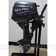 Лодочный мотор 4-х тактный Sea Pro F 9.8S 9,8 л.с. фото